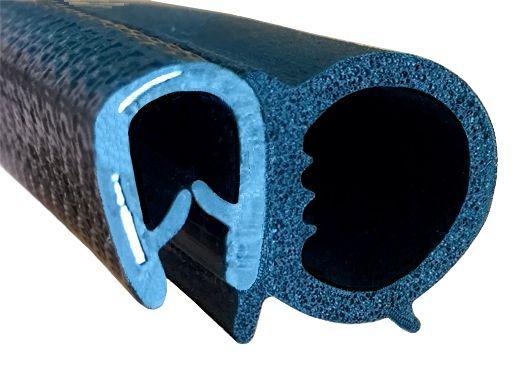 25 5x18mm goma estanqueidad puerta for Gomas estanqueidad puertas