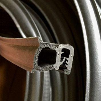 32x17 7mm goma estanqueidad puerta for Gomas estanqueidad puertas