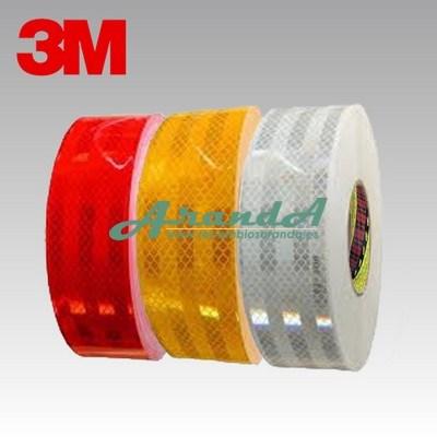 V 23 rollo cinta reflectante 3m homologada for Cinta reflectante 3m