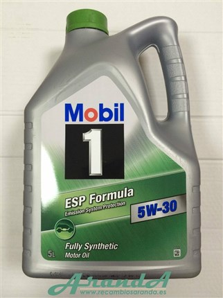 aceite mobil1 5w30