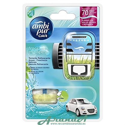 Ambipur Car Plus Aqua 7ml
