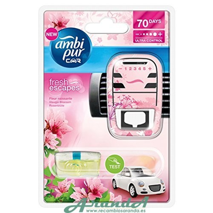 Ambipur Car Plus Flores y Brisa 7ml