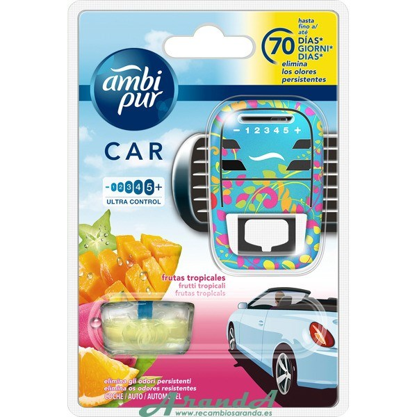Ambipur Car Plus Fruta Tropical 7ml