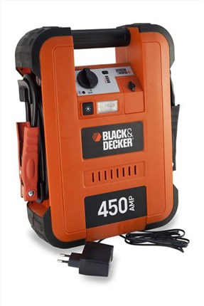 Black&Decker · Arrancador de Batería 450A peak 900