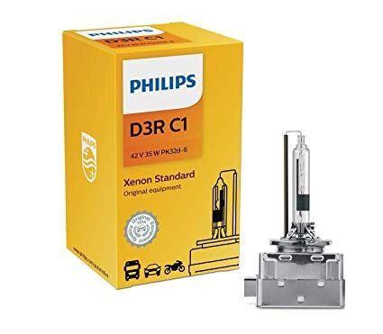 D3R Philips Xenon Vision Lámpara