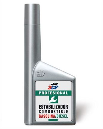 Estabilizador de Combustible Profesional 350ml 3CV
