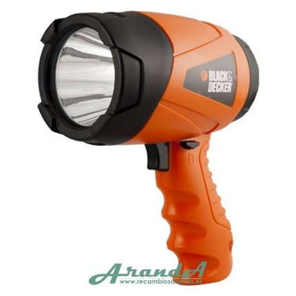 Foco Halógeno Black&Decker Led