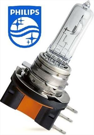 H15 Philips Lámpara Faro 12V 55/15W