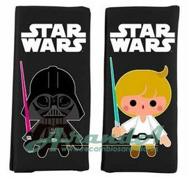 Juego Mini Almohadillas Star Wars