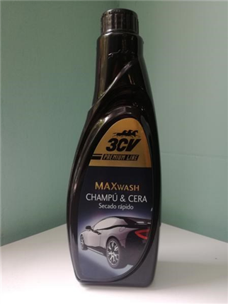 Max Wash Champú Cera 500ml 3CV