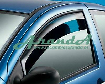 Deflectores Mercedes Benz Clase C T-Model W205 + W204 2014>