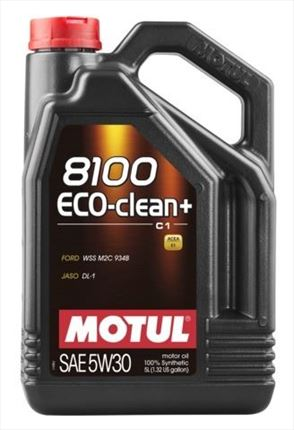 Motul 5W30 8100 Eco Clean+ C1