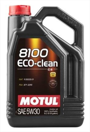 Motul 5W30 8100 Eco Clean C2