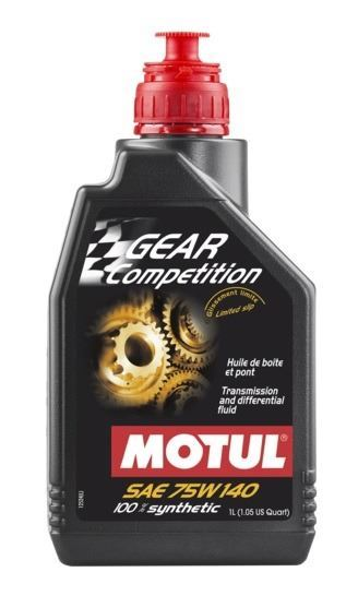 Motul 75W140 Gear Competition · 1 litro