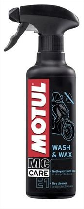 Motul Wash & Wax Moto · 400ml