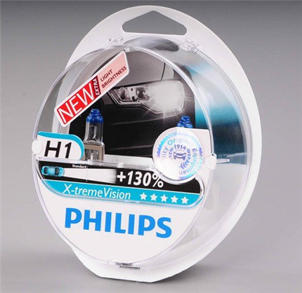 Philips Xtremevision H1