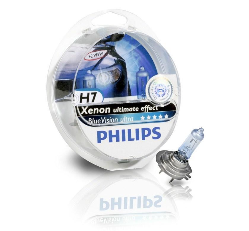 philips bluevision h7 xenon. Black Bedroom Furniture Sets. Home Design Ideas
