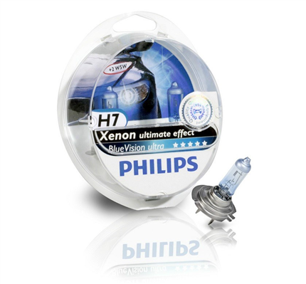 Philips Bluevision H7 Xenon