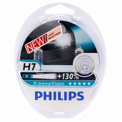 Philips Xtremevision H7