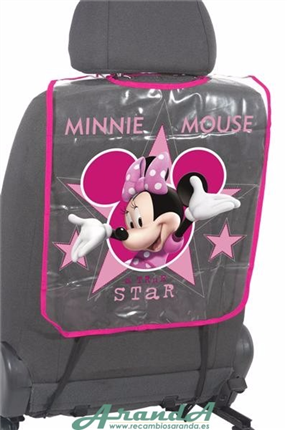 Protector de Asiento Minnie Mouse