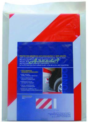 Protector Parking Fondo Pared 1 Pieza 290x194x42mm
