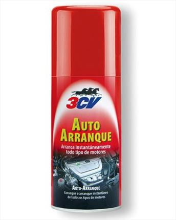 Spray AutoArranque 3CV 210ml