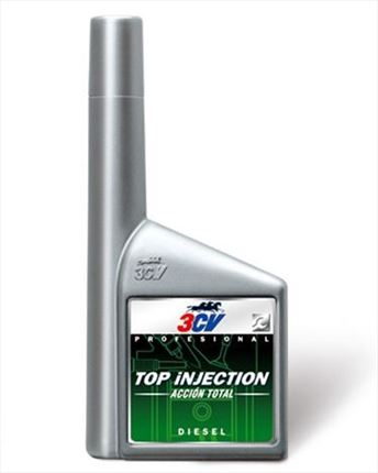 Top Injection Diesel 500ml 3CV Acción Total