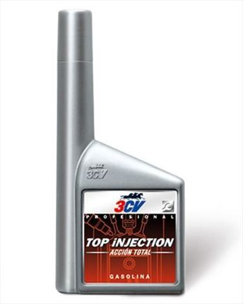 Top Injection Gasolina 500ml 3CV Acción Total